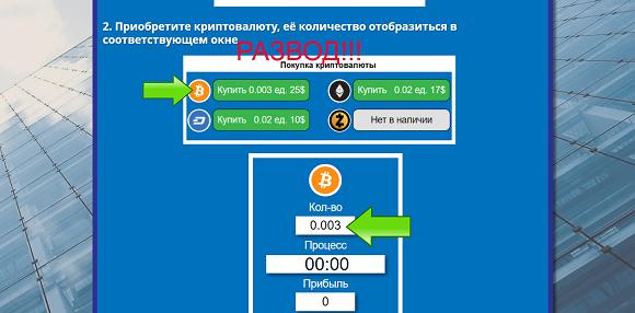 Криптовалютный брокер BITCRYPTO+ и блог Алексея Варшавина-отзывы о лохотроне