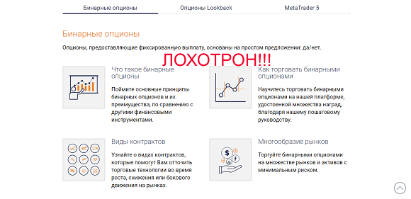 Binary.com - отзывы о проекте