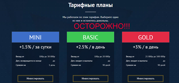 CryptoBank: отзывы и обзор bank-crypto.biz