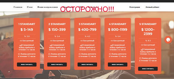 Spectra Company - отзывы о spectra.company