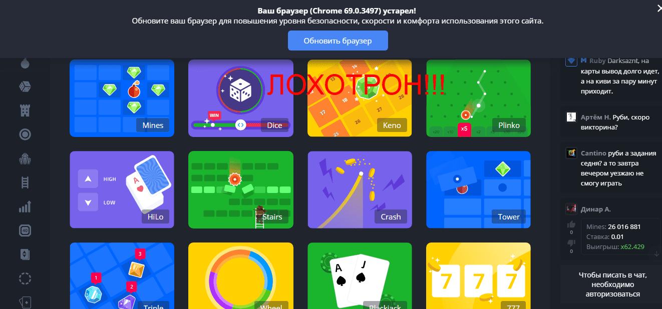 Реальные отзывы о Play2x - игры с выводом