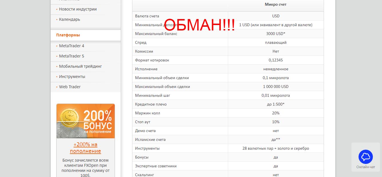 FXOpen - реальные отзывы трейдеров