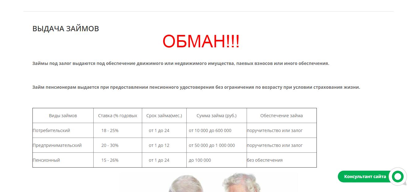 КПК СПб Инвест - реальные отзывы