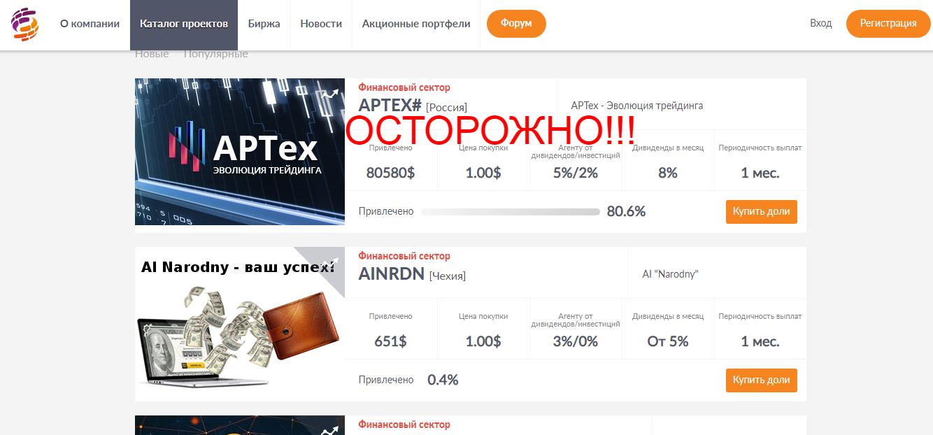 ShareInStock - реальные отзывы о бирже