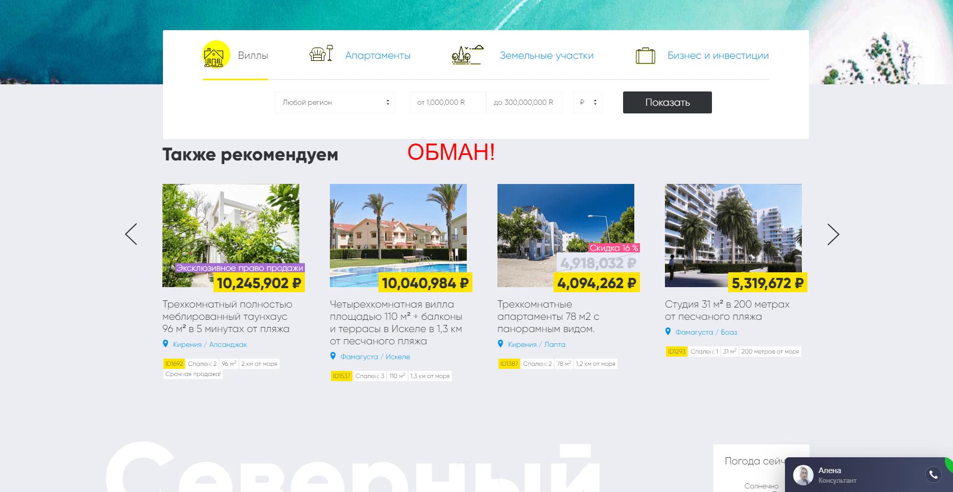 Leverage Investments - отзывы и обзор northcyprusinvest.net