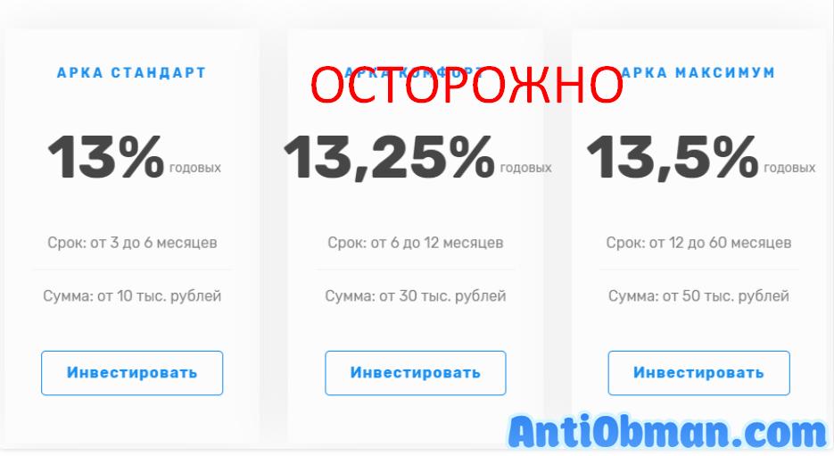 КПК АРКА ГРУПП (arka.group) - отзывы и проверка кооператива