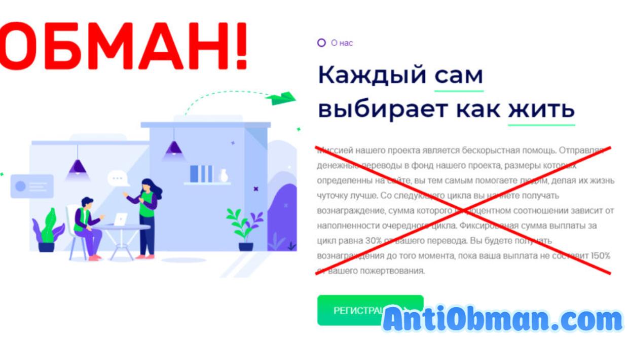 Qvintex (qvintex.com) - отзывы. Круговорот Добра